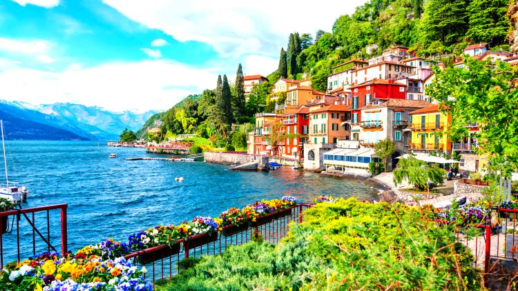 Lake Como Italy