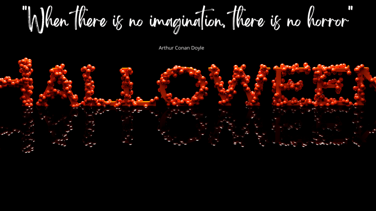 halloween quotes, captions and sayings