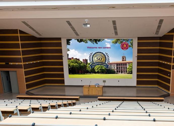 Проектор для конференц-зала