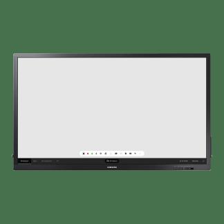 Интерактивная сенсорная доска Samsung QB75N-W