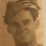 Earl Conrad P-38 Pilot