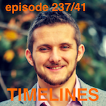 Andrew Foglinto with Bill Conrad on Timelines