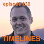 Joshua Millage with Bill Conrad on Timelines