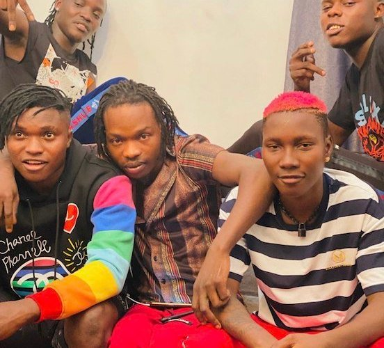 See The First Picture Of All Naira Marley's Marlian Music Artists
