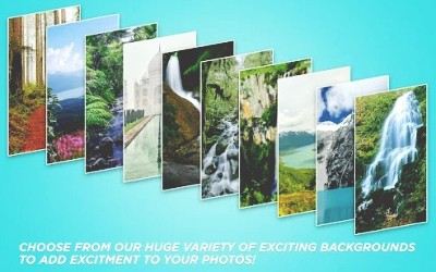 Photo Backgrounds - Aplikasi Edit Foto Android