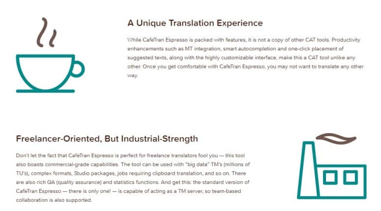 CafeTran Espresso - Translator PC Terbaik