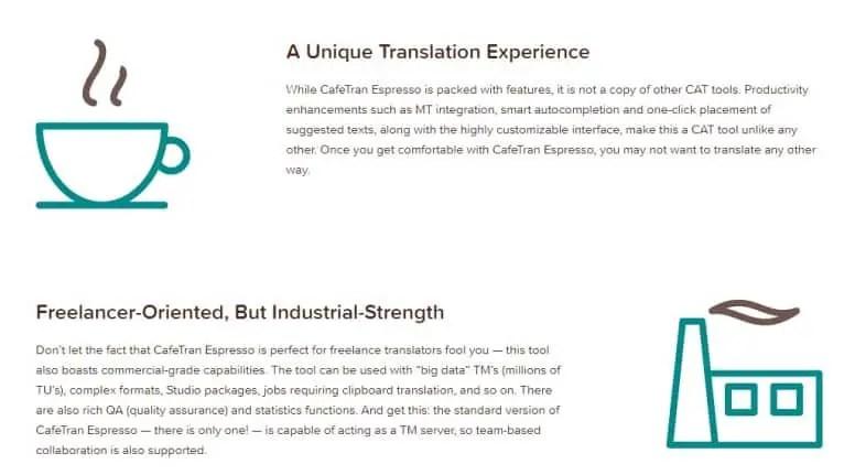 CafeTran Espresso - Translator PC Terbaik