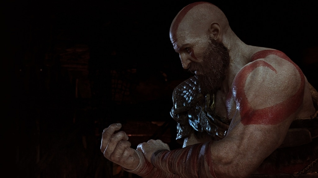 God of War - Game PS4 Terbaik