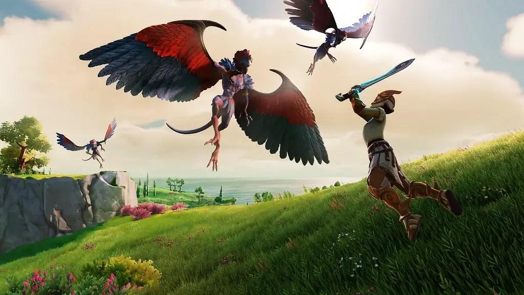 Gods Monsters Game PS4 Terbaik