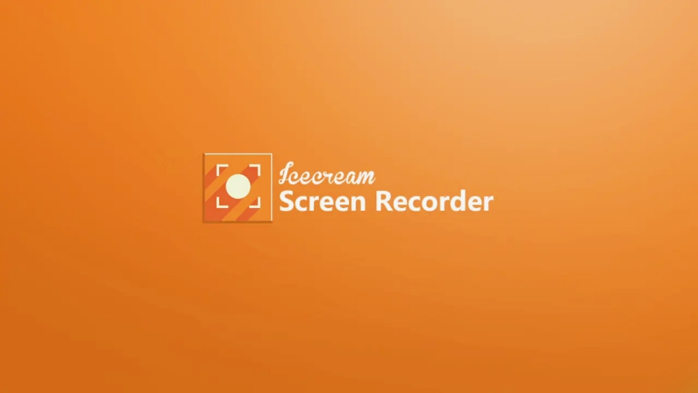 Icecream Screen Recorder PC