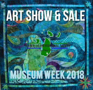 Museum Week Art Show @ Gregg Fellowship Center