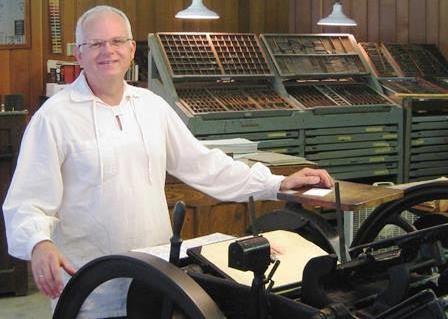 Basic Letterpress Printing Class 1