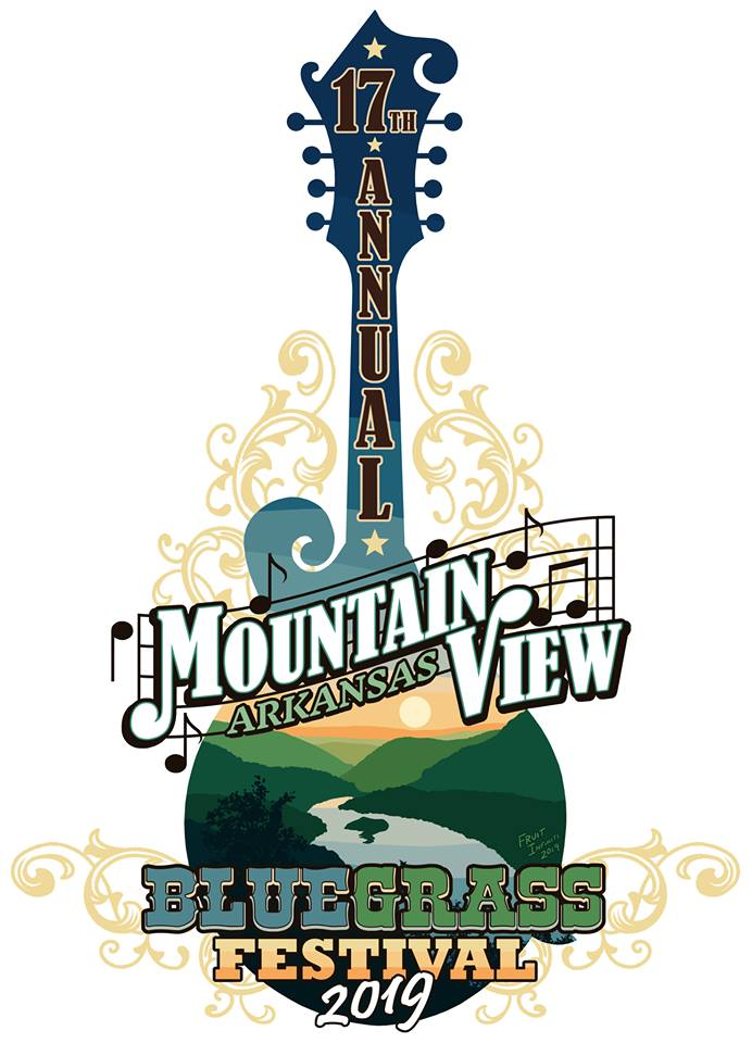 17th Annual Mountain View Spring Bluegrass Fest 1