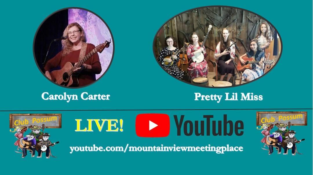 Club Possum - Carolyn Carter / Pretty Lil Miss 1