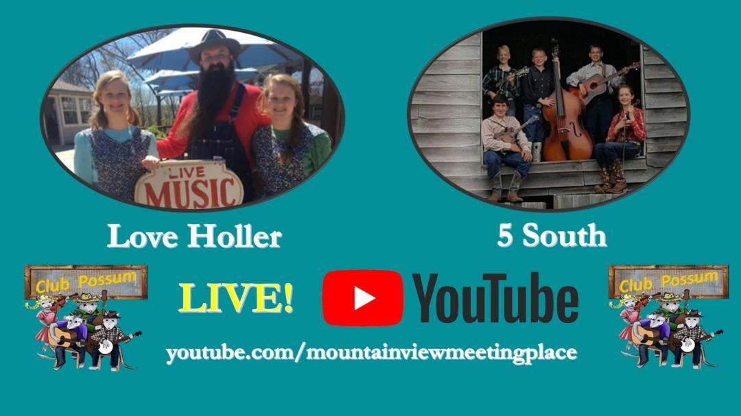 Love Holler / 5 South Live at Club Possum 1