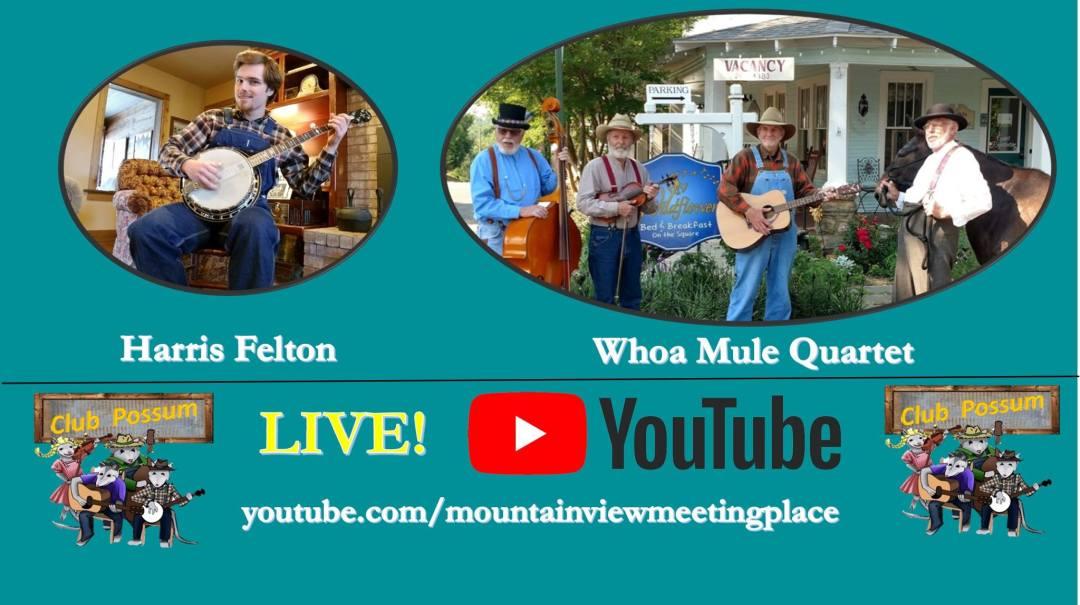 Harris Felton / Whoa Mule 1