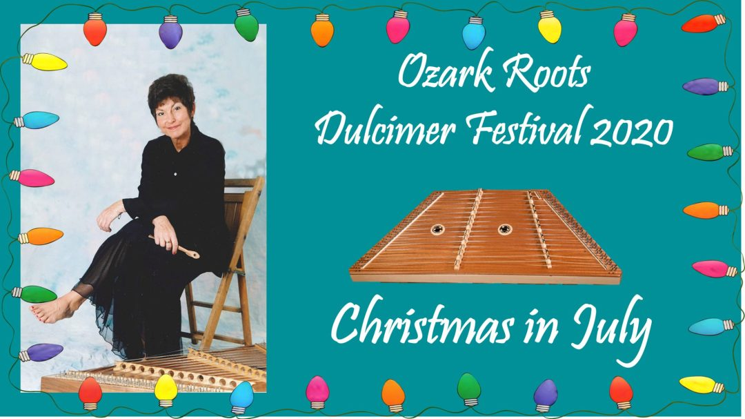 Christmas in July--Hammered Dulcimer Class 1