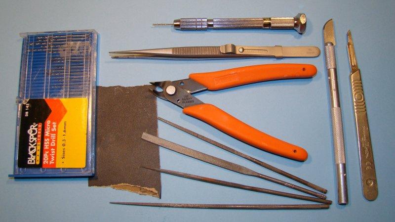 Tools & Paints