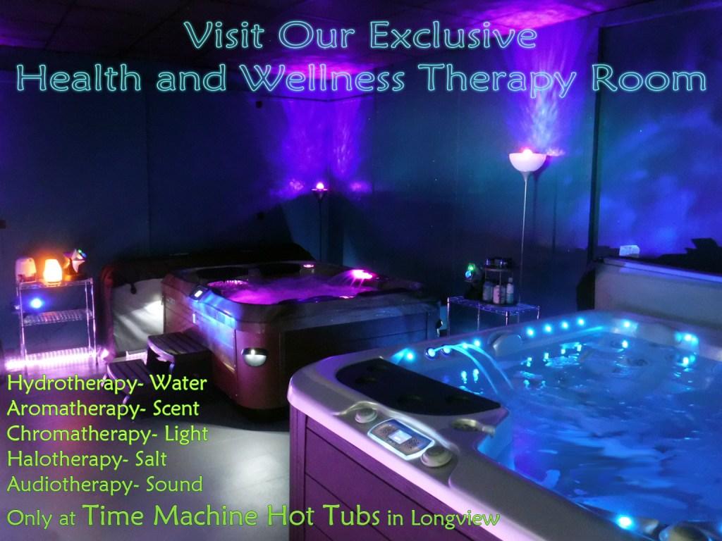 hot tub, spa, therapy, wellness, swim spa, bullfrog spas, lazboy spas, hydropool hot tubs, longview, tyler, shreveport