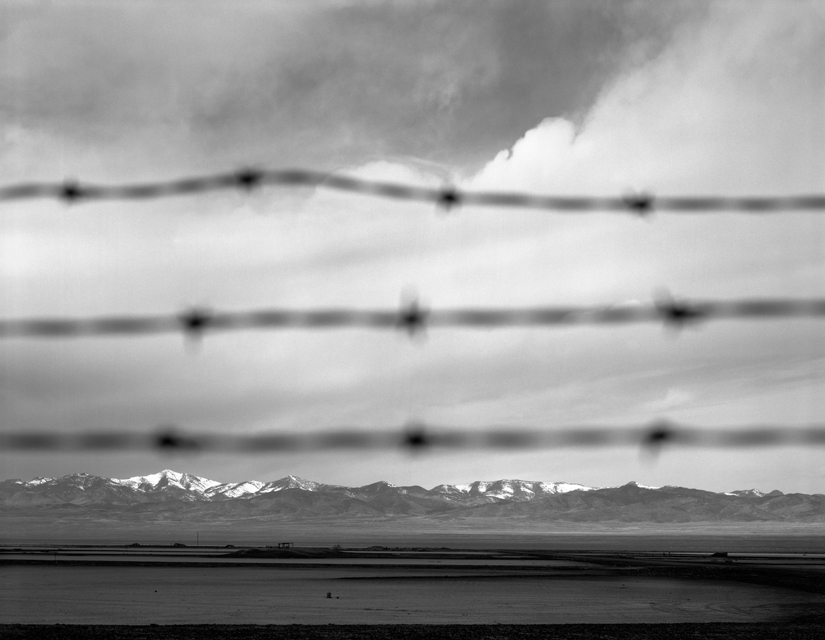 Barbed wire mtns