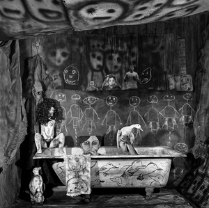 Ritual, 2011, from the Upcoming Series, Roger Ballen