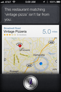 how to get siri to repeat what you say