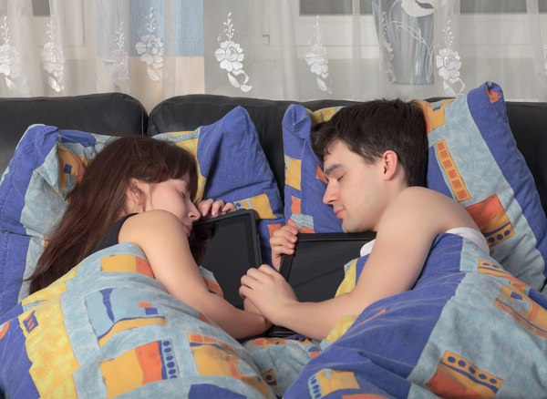 Sleeping with Devices