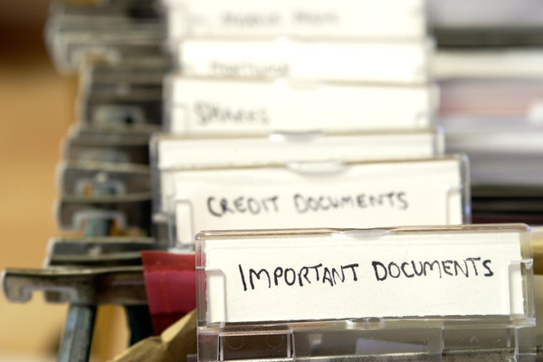 5 Tips To Keep Your Most Important Documents Safe Time