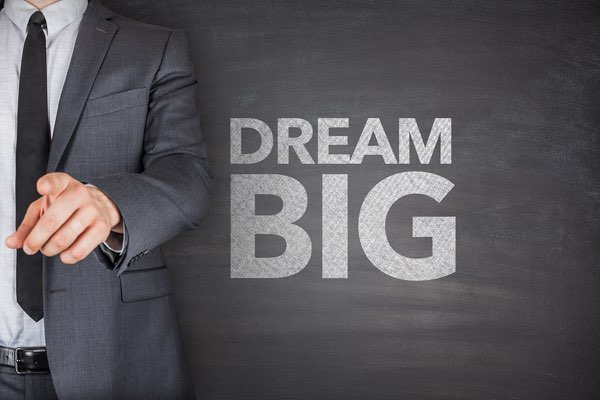 Dream Big Goals