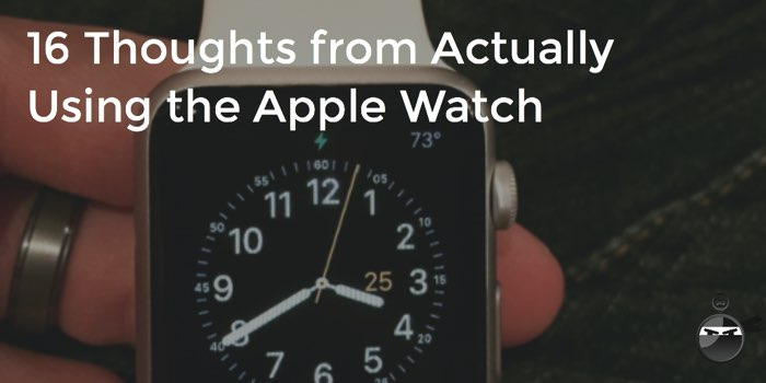 Using Apple Watch-1