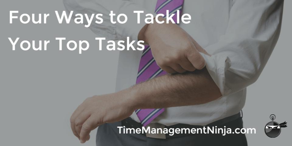 Tackle Tough Tasks