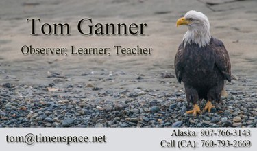 T. Ganner Photography, photographer, photography, guide, workshop, wildlife photography, vacation, travel, photo graphic art, haines, ak