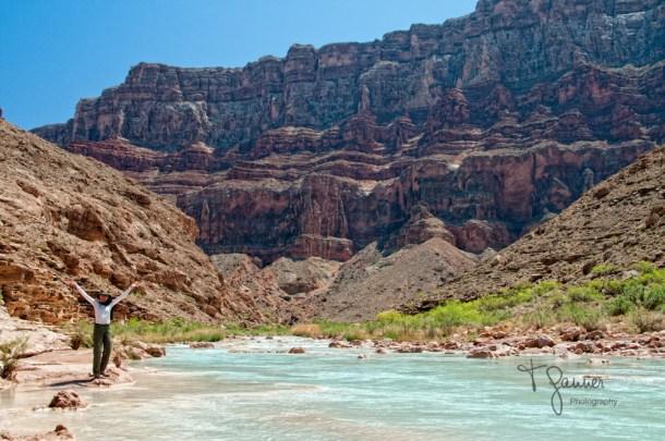Grand Canyon, Colorado River, rafting, Little Colorado River