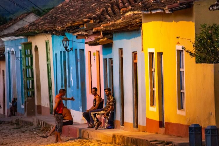 Architecture in Trinidad Cuba