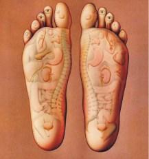 Feet-Acupunture