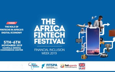 Africa FinTech Festival – Time Pledge will be there