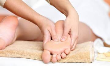 Биологически активные точки на стопах ног полная схема