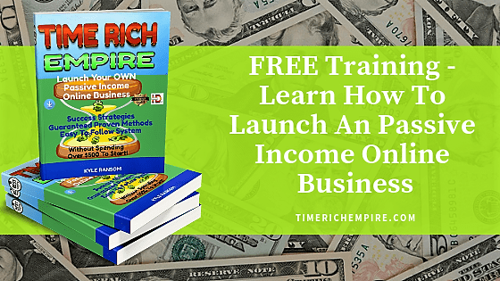 Free Training Learn How To Launch An Passive Income Online Business Time Rich Empire
