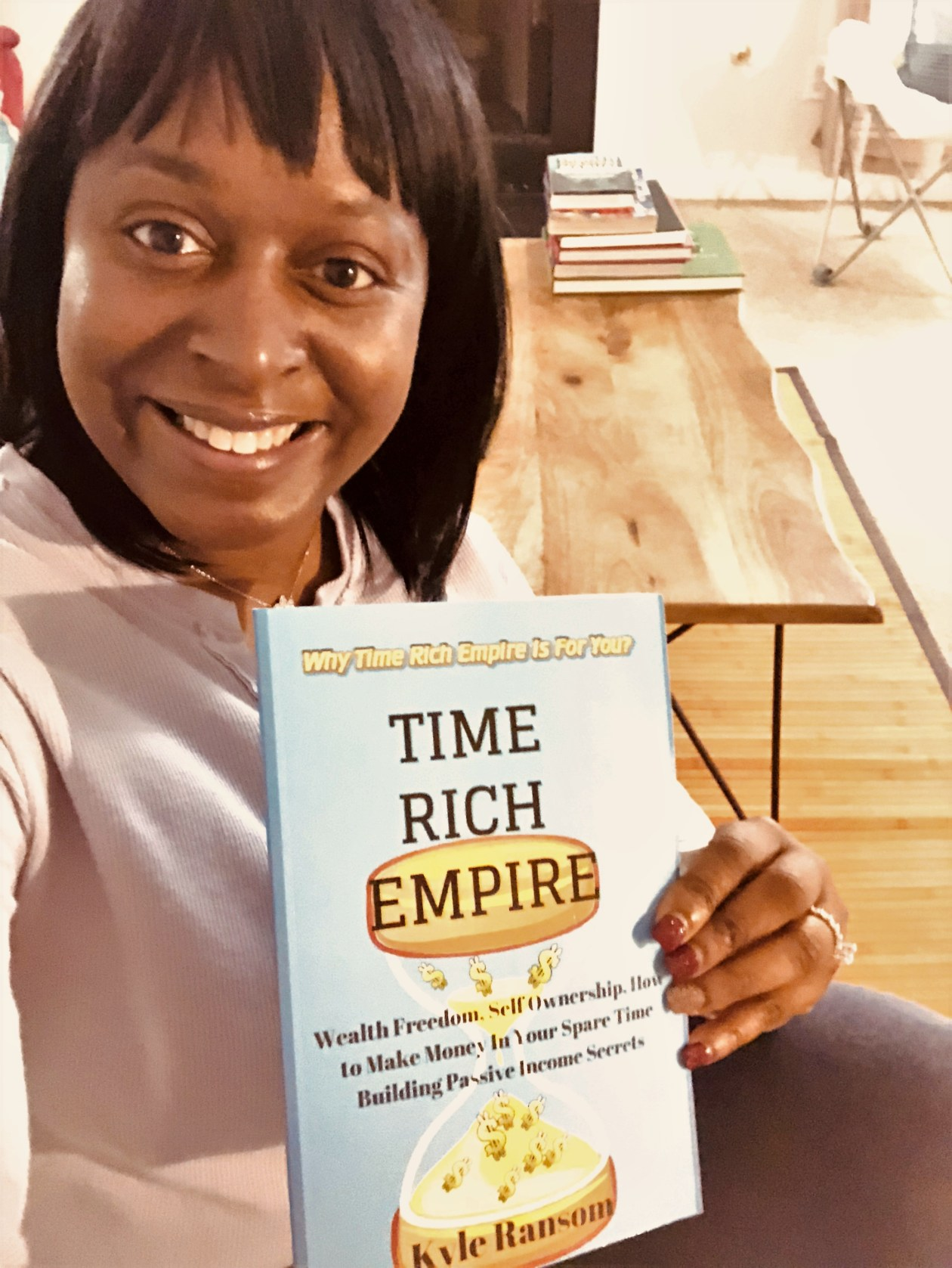 Time Rich Empire CR Cataunya Ransom