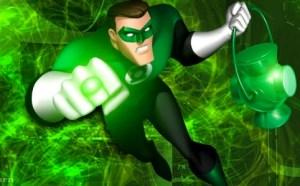 Green Lantern The Animated Series Cartoon Network artwork