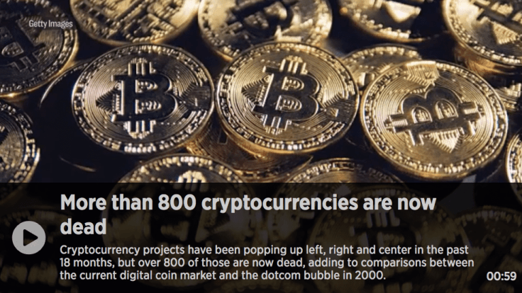 cryptocurrencies dead cnbc