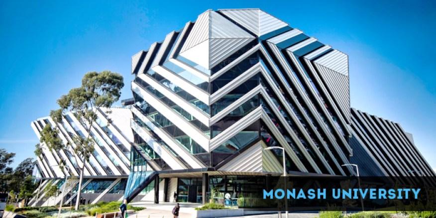Monash University - Admission Open - SIEC Education