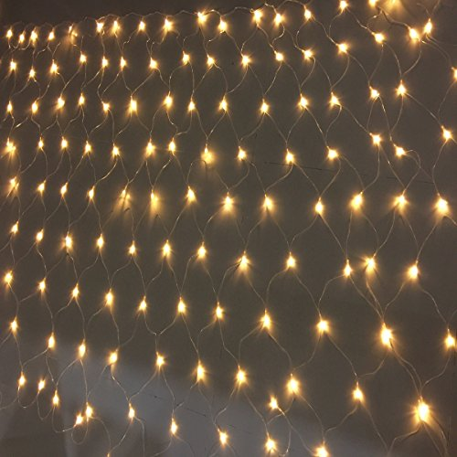 10 best indoor outdoor decoration lights for christmas timeshood these net fairy outdoor string lights especially used for garden and outdoor decoration customers reviews over these lights are fantastic aloadofball Images