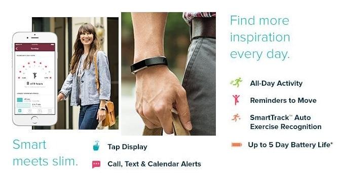 Fitbit fitness gadgets