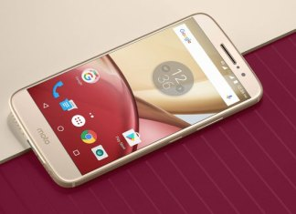 Moto M design review price