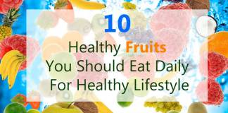 fruits to eat daily