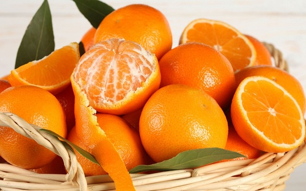 Orange- Fruits to Eat