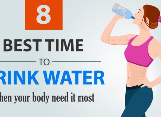 8 Best Time to Drink Water with Benefits