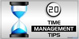 20 Time Management Tips