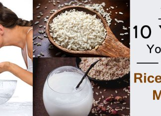 Rice Water Benefits and How to prepare - DIY Beauty tips